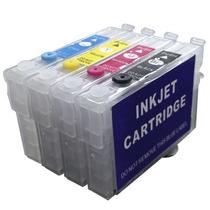 Cartuchos Reseteables Para Impresoras E Pson C67
