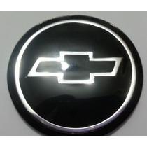 Emblema Gravata Acrílico Capô Omega- Linha Gm- Chevrolet