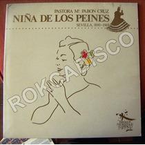 Españoles, La Niña De Los Peines, Sevilla 1890-1969, Lp 12´,