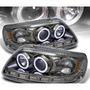 Opticos Ahumados Con Angel Eyes Ford F150 97-02