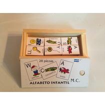 Hermoso Alfabeto Didáctico Infantil Regalo Navidad Palermo