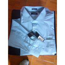 Camisa M/l Estivaneli Talla 4xl