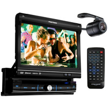 Dvd Aumotivo Multimidia Positron Gps Tv Bluetooh Camera