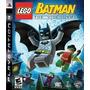 Juego Ps3 -lego Batman - The Video Game - Formato Fisico