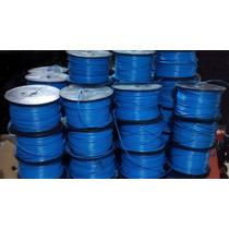 Cable Utp Cat 5e 100% Cobre Bobina 305 Mts Azul Marca Elecon