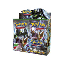 Pokémon Box Display Xy 10 Fusão De Destinos 36 Booster 180 C