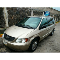 Chrysler Town & Country Límited 2003