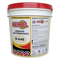 Adhesivo Multiprop Ideal Para Pisos Vinilicos K-648 X 4 Kg