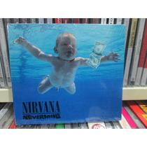Nirvana Nevermind 2 Cds Nuevos Dijipack