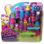 Polly Pocket Roupas E Skate Para Skatistas - Acessórios