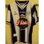 Camiseta Fútbol Alianza Lima Perú Walon 100 Años 2001 T. M