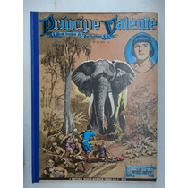 Principe Valente Vol 3! Ebal Out 1985! Capa Dura! Gigante!