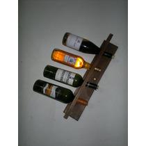 Porta Vino De Pared