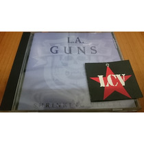 L.a Guns - Shrinking Violet Cd (importado)