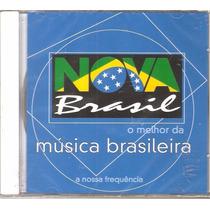 Rita Ribeiro Jairzinho Oliveira Max De Castro Cd Nova Brasil
