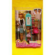 Barbie Oftalmologa Optometrista Oculista