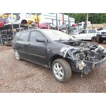 Sucata Toyota Fielder Xei 2007 Para Venda De Peças Usadas
