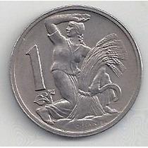 Checoslovaquia - 1 Korona - Año: 1922 - Excelente