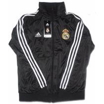 Chaqueta Real Madrid Adidas Con Cierre