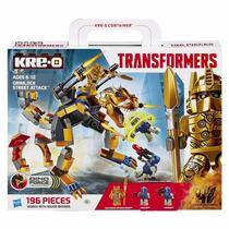Kre-o Transformers - Grimlock Street Attack - Hasbro