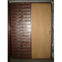 Puerta Corrediza Cedro De Embutir 60x200 Excelente Calidad