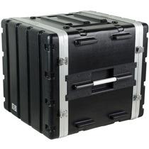 Case Rack Profissional 10u Perifericos Abs - Loja Kadu Som