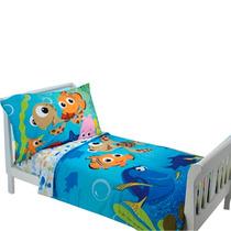 Set De Nemo, Edredón Sabanas Funda Niños Cama Hm4