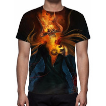 Camisa, Camiseta Anime Bleach - Ichigo Hollow
