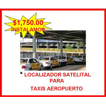 Rastreo Gps Taxi Aeropuer C /microfono Sin Rentas Instalamos