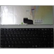 Teclado Original Sti Semp Toshiba Is1442 V111330ak2 Br Com Ç