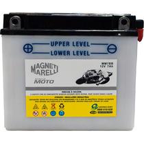 Bateria Honda Cbx200 Nx150 Xt225 12v 7.0ah Magnet Marelli