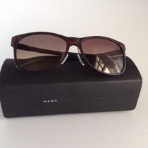 Óculos De Sol Feminino Marc Jacobs Black Injected Plastic