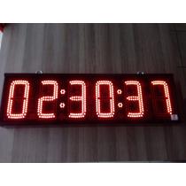 Cronômetro Digital Progressivo E Regressivo Controle Remoto