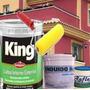 Combo Pintura Latex Interior Exterior 10lts +sinteplast