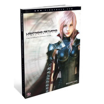 Libro Lightning Returns Final Fantasy Xiii Guia Estrateg *sk