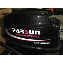 Motor Parsun 15hp 2t 0hs Super Oferta $$$$ Nautica Gral Paz