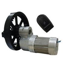 Kit Automatizador Motor Porta De Enrolar Comercial