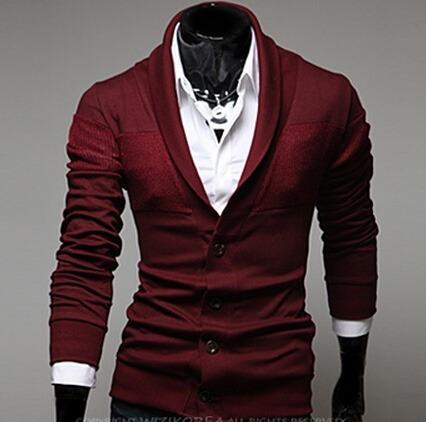 8b61005bc790a Suéter Formal Estilo Saco Blazer Hombre Slim Fit Moda Casual - U S 54.00 en  Mercado Libre