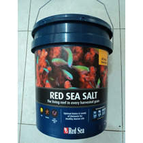 Sal Marina Red Sea Cubeta 22kg Hasta 660lts Dhl