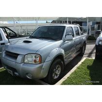 Nissan Frontier 4x4 Se 2.8 Td Cd Gris Plata - Mod 2004