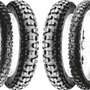 Combo Cubiertas Cross Pirelli Mt 21 Xtz 125 Skua - Fas Motos