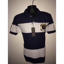 Chemises Tommy Hilfiger De Rayas (envio Gratis)