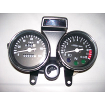 Painel Completo Velocímetro Conta-giros Suzuki Intruder 125
