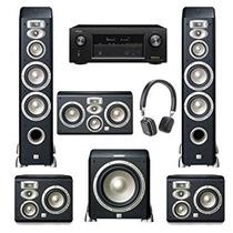 Jbl L Sistema W / Jbl L8400p Sub, Denon Avr-x3200w,