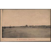 Pernambuco - Recife, Vista Do Porto - Cartão Postal Antigo