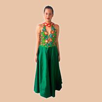 Vestido Blusa Saia Moda Feminina Casamentos - Formaturas