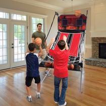 Juego Tablero Electronico Doble Canasta Aro Basketball Hoops
