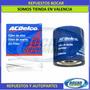 Filtro De Aceite Acdelco 52058495 Cavalier Z-24 2.4 96-02