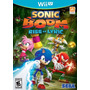 Juegos Digitales Wii U Sonic Boom: Rise Of Lyric!!