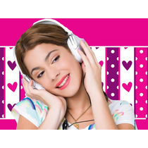 Kit Imprimible Candy Bar Violetta Disney Todas Las Golosinas